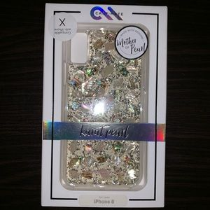 """Brand New! """"Mother of Pearl"""" Casemate case"""